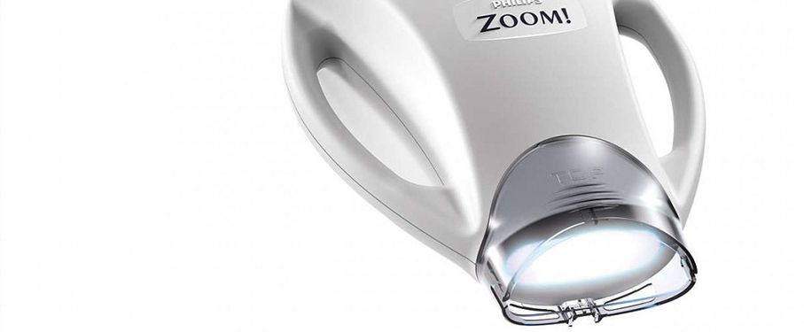 ZOOM LED Teeth Whitening